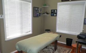 John M. Bacso Muscle Therapy treatment room